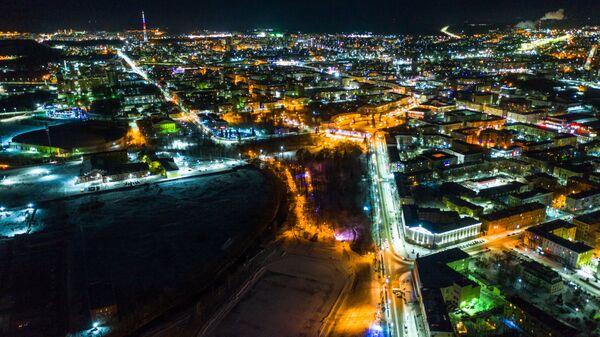 Centrální část hlavního města Petrozavodsk - Sputnik Česká republika