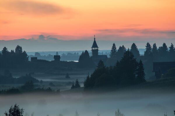 Přírodní rezervace Kiži v Karélii - Sputnik Česká republika