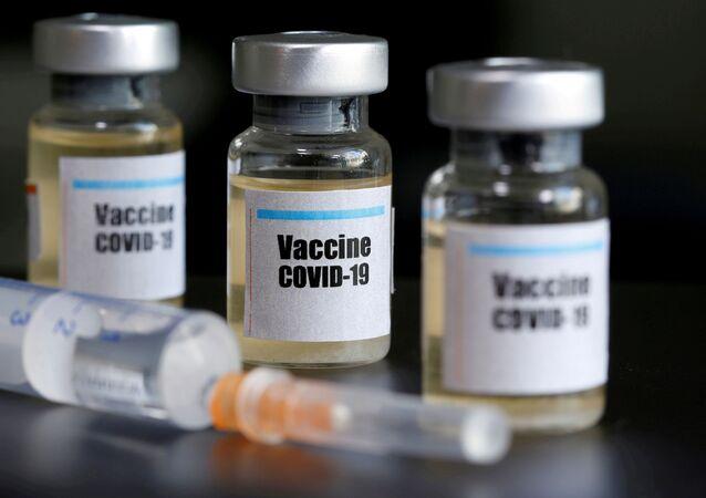 Vakcína proti covid-19. Ilustrační foto