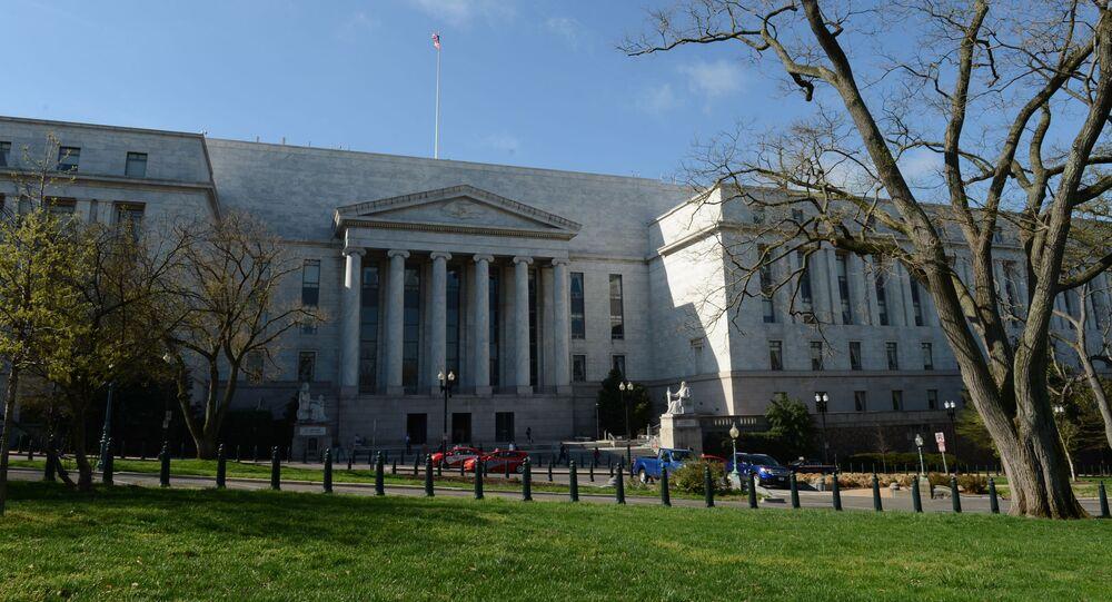 Budova Sněmovny reprezentantů USA