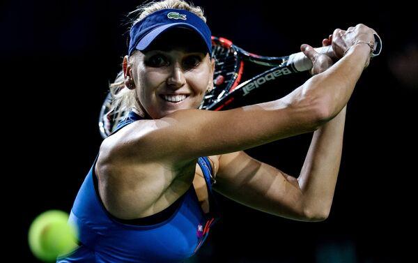 Jelena Vesninová (tenis) - Sputnik Česká republika