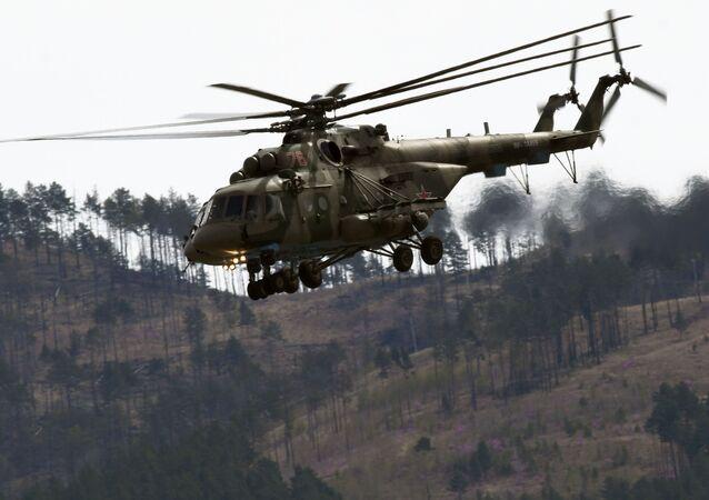 Mil Mi-8 víceúčelový vrtulník