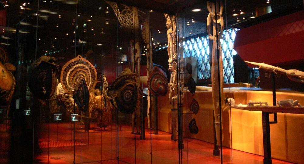 Muzeum na nábřeží Branly