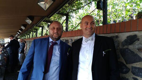 Libor Pechmann a Robert Vašíček - Sputnik Česká republika