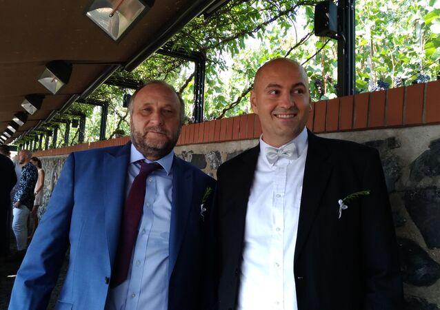 Libor Pechmann a Robert Vašíček