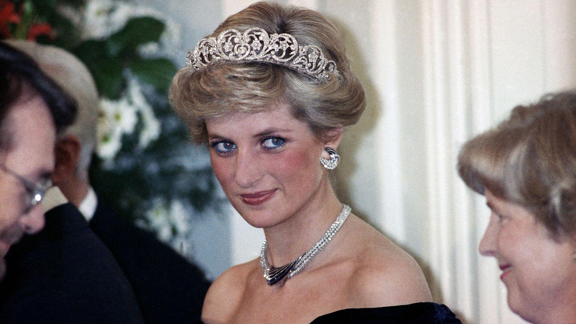 Princezna Diana - Sputnik Česká republika, 1920, 31.08.2021