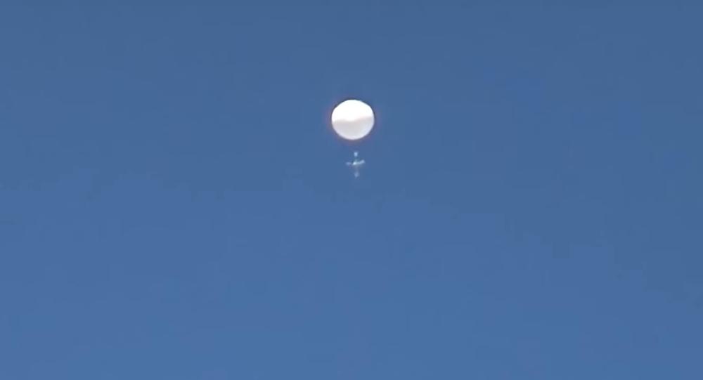 Záhadný balón nad Japonskem, 17. června 2020