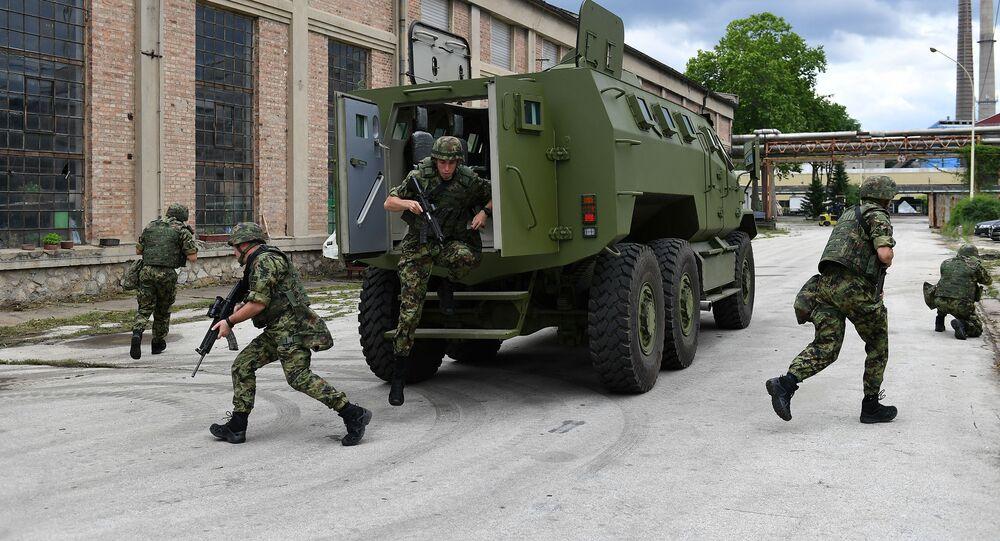 Obrněné vozidlo M-20 MRAP 6x6