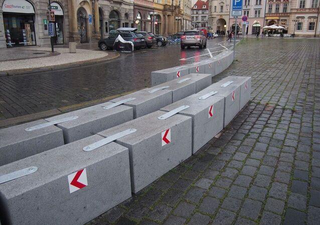 Zátarasy v Praze