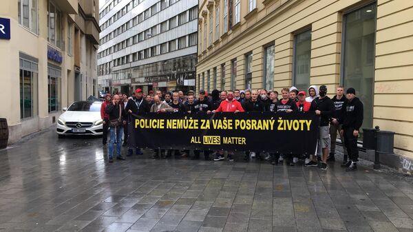 Slušní lidé v Brně - Sputnik Česká republika