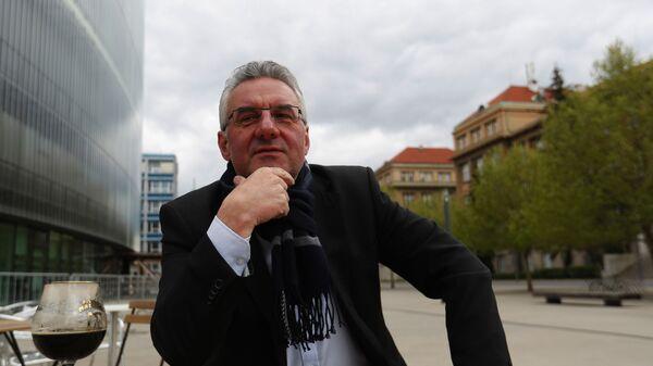Jan Zahradil - Sputnik Česká republika
