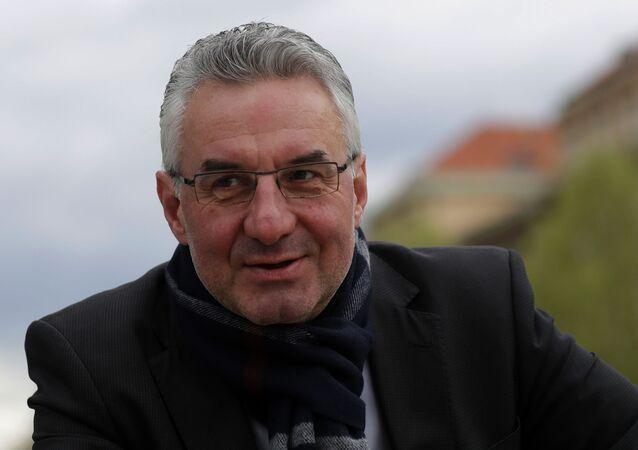 Jan Zahradil