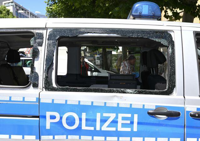 Nepokoje ve Stuttgartu