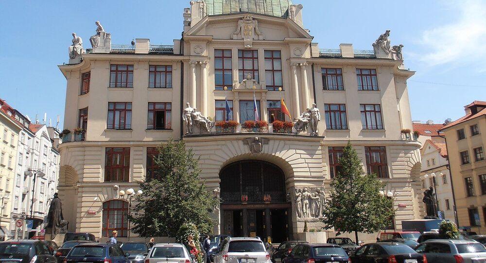 Magistrát Prahy