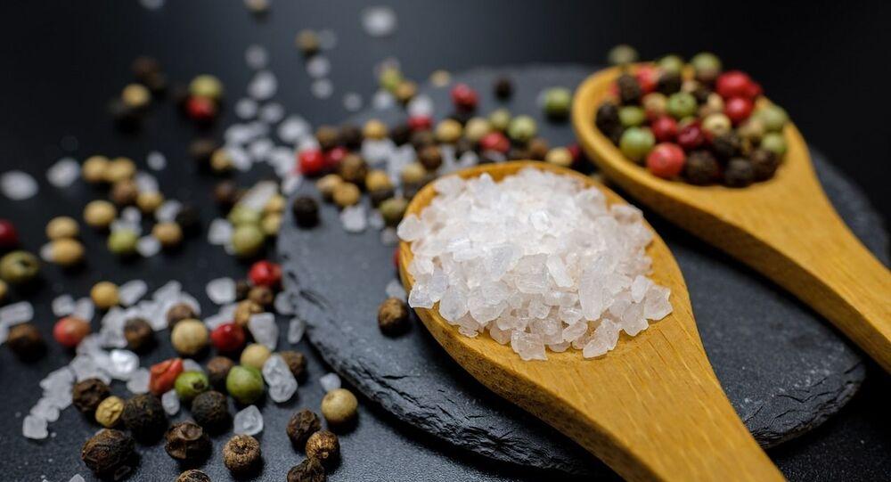 Sůl a pepř