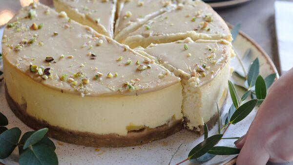 Klasický cheesecake - Sputnik Česká republika