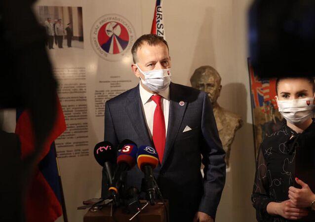 Předseda parlamentu SR a šéf Jsme rodina Boris Kollár