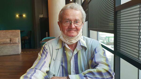 Ing. Karel Hušner, CSc. - Sputnik Česká republika