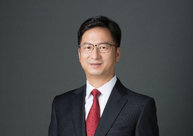 Čínský velvyslanec v ČR Čang Ťien-min