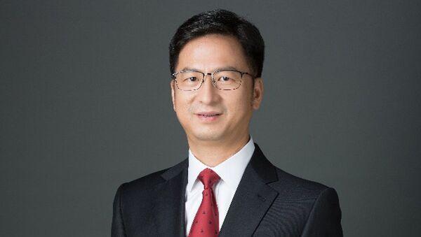 Čínský velvyslanec v ČR Čang Ťien-min - Sputnik Česká republika