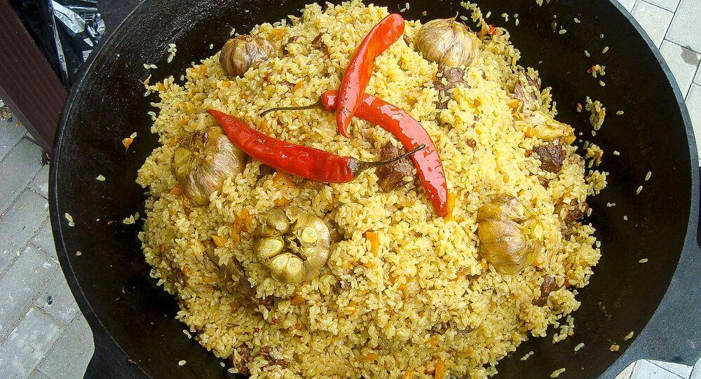 Rýžový pilaf