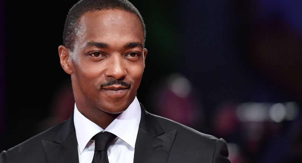 Herec Anthony Mackie
