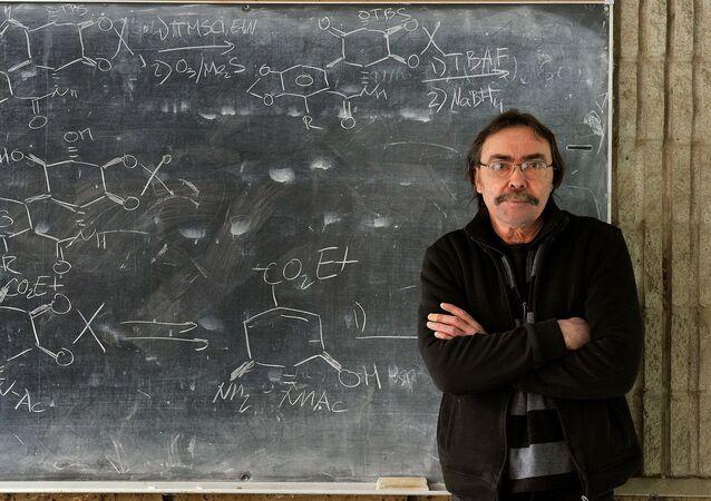 Kanadský vědec českého původu Tomáš Hudlický