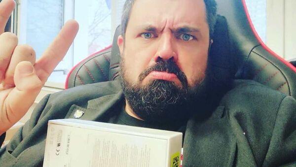 Pavel Novotný - Sputnik Česká republika