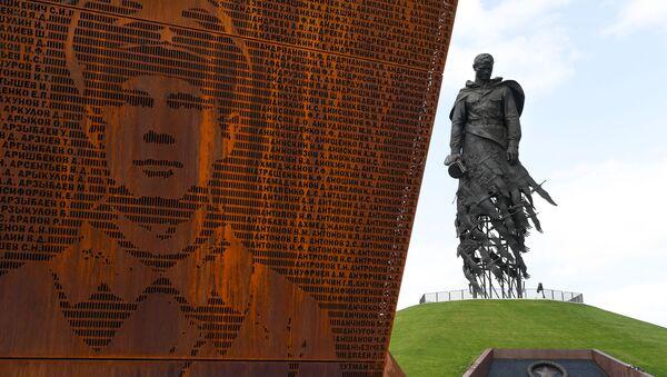 Památník Sovětského vojáka u Rževa - Sputnik Česká republika