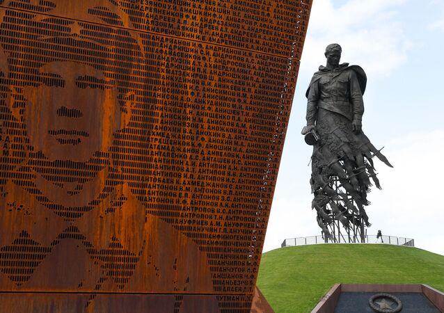 Památník Sovětského vojáka u Rževa