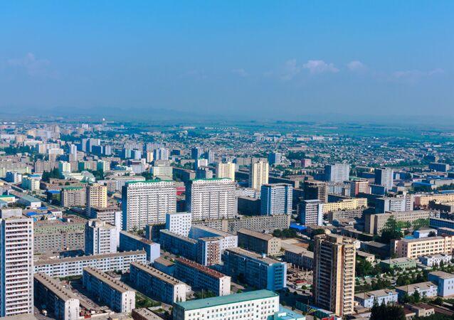 Hlavní město KLDR, Pchjongjang