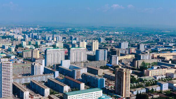 Hlavní město KLDR, Pchjongjang - Sputnik Česká republika