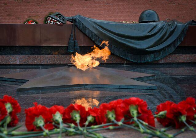 Hrob neznámého vojáka. Kreml