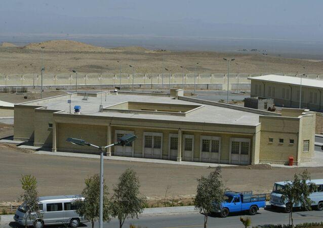 Íránská jaderná elektrárna, Natanz