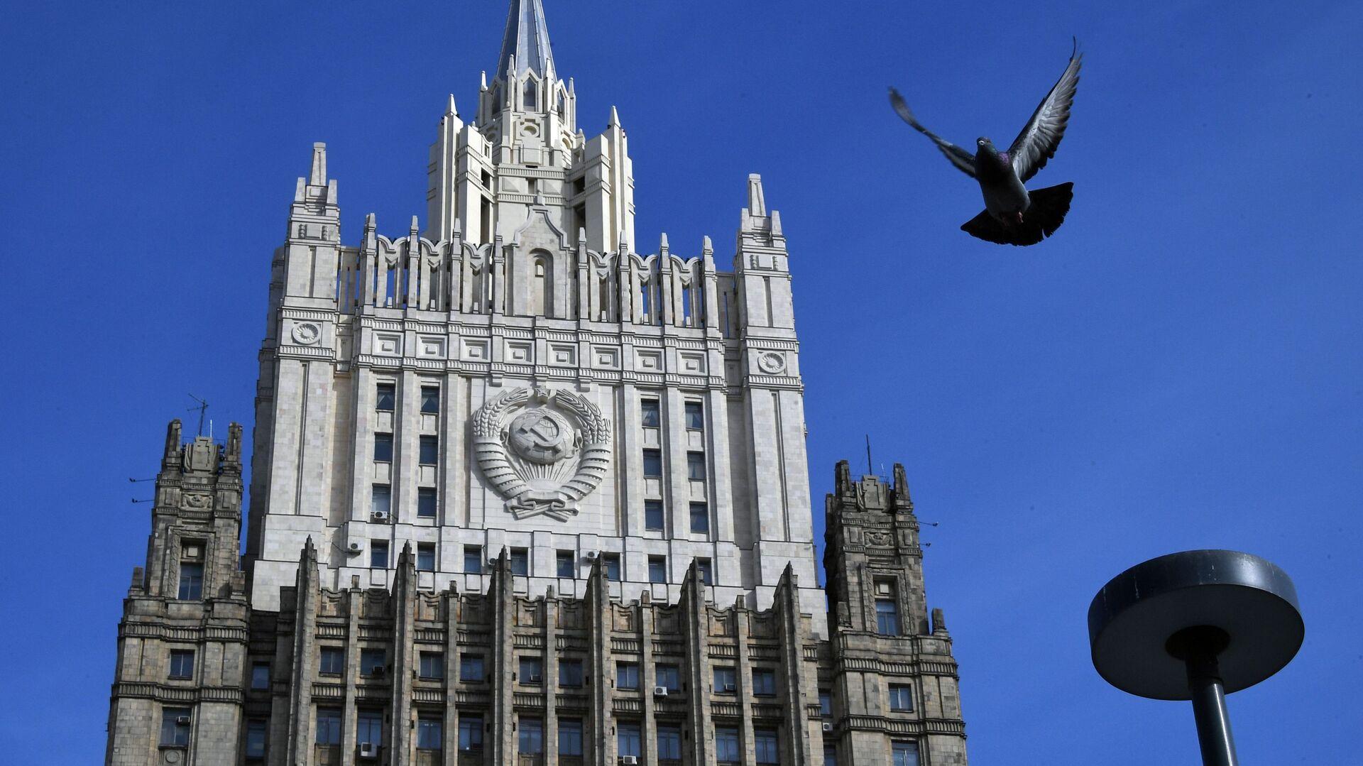 Ministerstvo zahraničí Ruska - Sputnik Česká republika, 1920, 17.03.2021