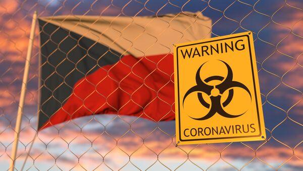Koronavirus v Česku - Sputnik Česká republika