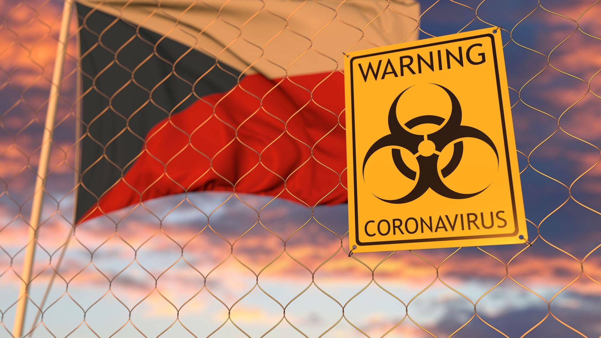 Koronavirus v Česku - Sputnik Česká republika, 1920, 18.06.2021