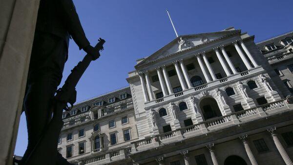Budova Bank of England - Sputnik Česká republika