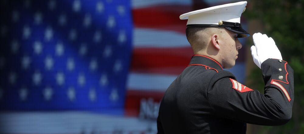 Důstojník Námořní pěchoty USA