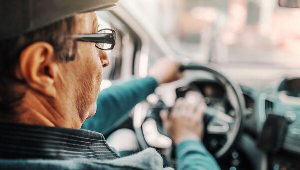 Muž za volantem - Sputnik Česká republika