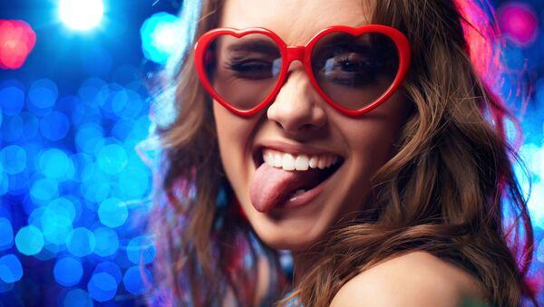 Dívka s brýlemi - Sputnik Česká republika