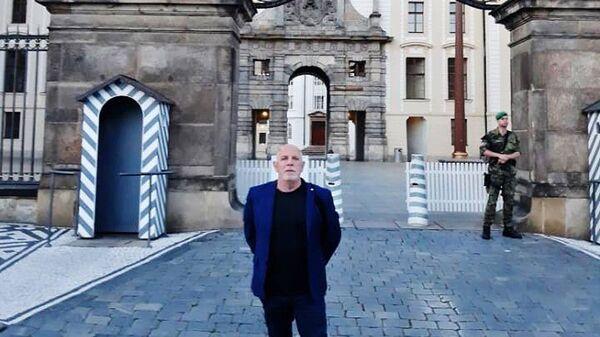 Člen Rady České televize Zdeněk Šarapatka - Sputnik Česká republika