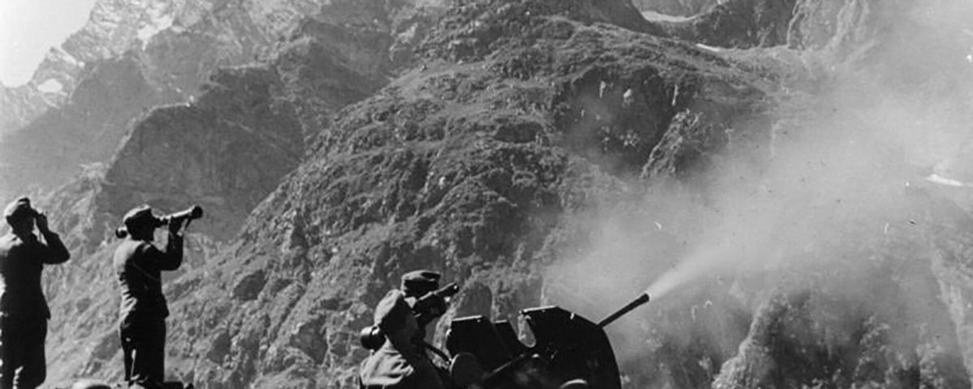 Letní ofenzíva slovenské armády na SSSR, 24. srpna 1942 - Sputnik Česká republika, 1920, 22.06.2021
