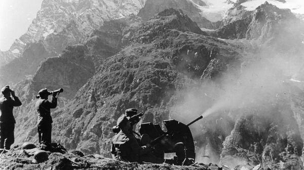 Letní ofenzíva slovenské armády na SSSR, 24. srpna 1942 - Sputnik Česká republika