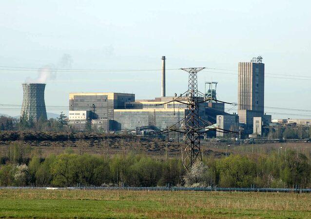 Důl ČSM na Karvinsku