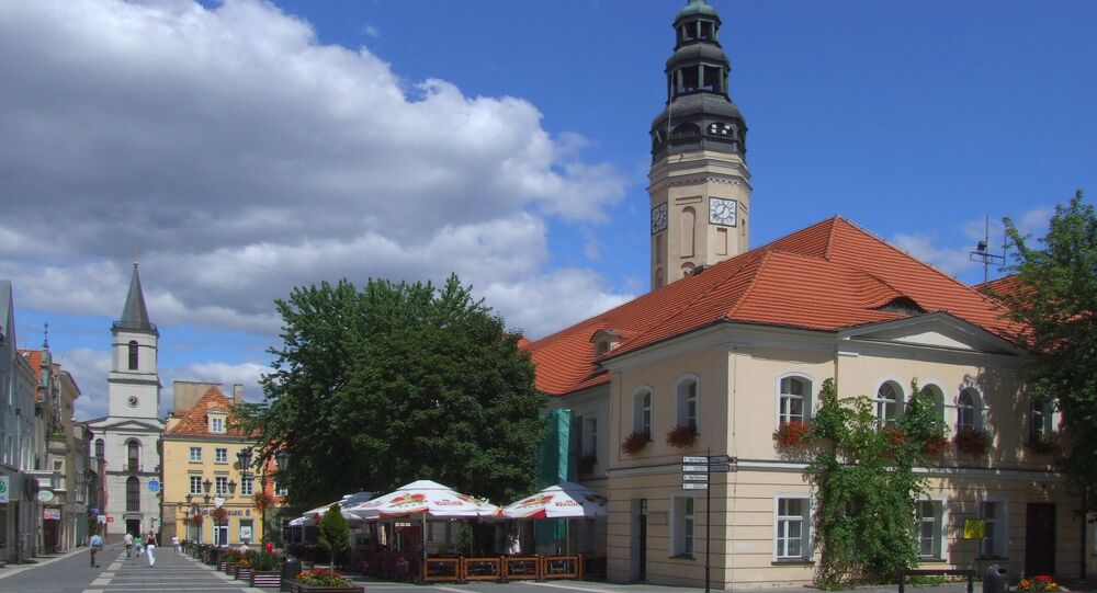 Město Zielona Góra v Lubušském vojvodství