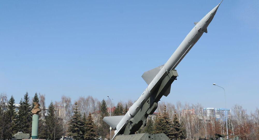 Sovětský protivzdušný systém S-75