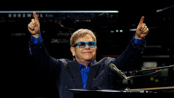 Elton John - Sputnik Česká republika
