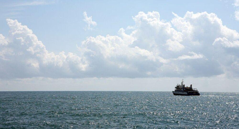 Lod' v moři