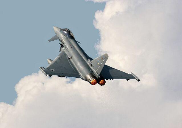 Německý Eurofighter